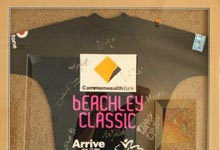 Beachley Classic jersey framed